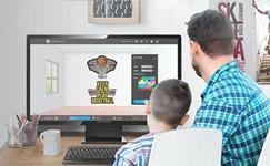 Kreatív Stúdiónkban Ön is online alkothatsz: